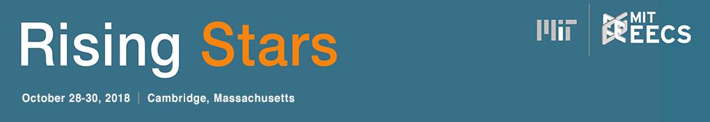 EECS Rising Stars 2018 Logo
